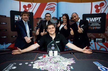 Global Poker Index: Кирилл Родионов - один из новичков GPI 300