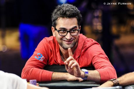 What Was Antonio Esfandiari Thinking With His Ace-Queen Call?