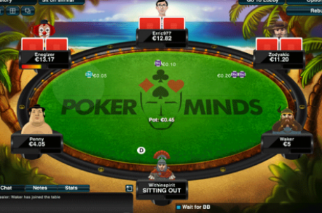 5 Boas Razões para Jogares na PokerMinds