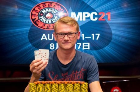 Norway's Henrik Tollefsen Defeats Rono Lo to Win MCP21 High Roller For $189,023