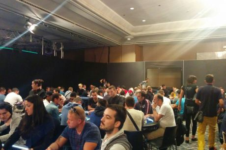 El día 1A de Estrellas Poker Tour de Barcelona ya es historia