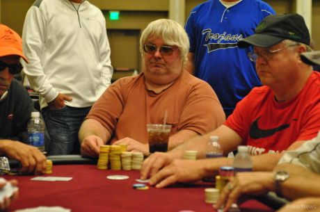 2014 MSPT Grand Falls Casino Day 1b: Ihringer Leads as 20 Advance; Vang in Second