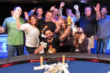 Aaron Massey Wins Heartland Poker Tour Ameristar East Chicago for $177,502