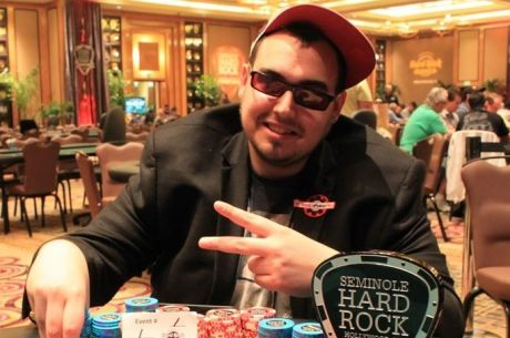 "Danny ""Miami Boss"" Suied Wins Seminole Hard Rock Poker Open Event #1 for $110,349"
