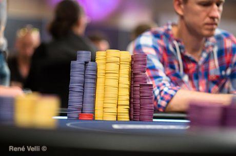 Sabor extranjero tras el día 2 del Estrellas Poker Tour de Barcelona