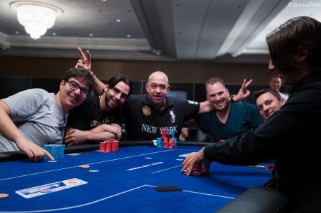 Colman,Trickett, Busquet, Shak na Final Table do Super High Roller EPT Barcelona