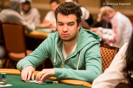 Chris Moorman Climbs To Third in the UK Online Poker Rankings