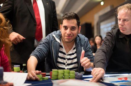 Main Event Estrellas Poker Tour Sem Lusos na Mesa Final