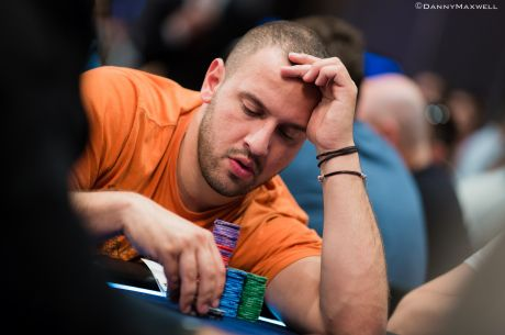 PokerStars EPT Barcelona Main Event Day 1a: Michael Mizrachi Grinds Out the Chip Lead