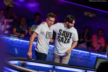 PokerStars zakázalo propagáciu politických názorov na European Poker Tour