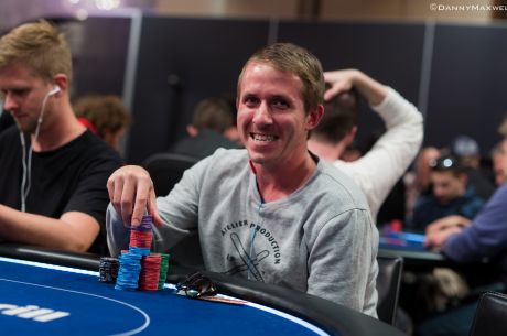 PokerStars 2014 EPT Barcelona Main Event Day 1a: Charlie Combes Finishes Second in Chips