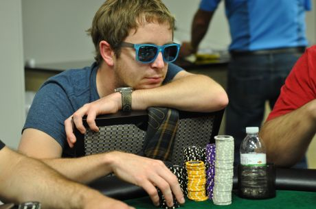 2014 MSPT Tropicana Evansville Day 1a: Michael Hahn Bags Big Lead