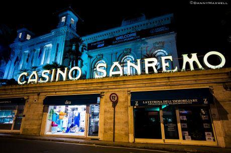Da li je Sanremo Izuzet sa European Poker Tour Rasporeda?