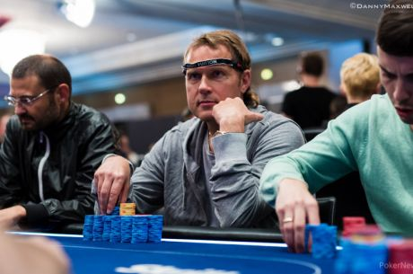 PokerStars EPT Barcelona Main Event Day 2: Andrei Konopelko Leads Going Into Day 4