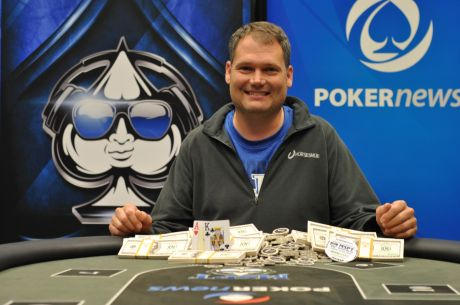 Charlie Dawson Becomes Latest MSPT Champion; Wins Tropicana Evansville Main Event