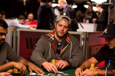 2014 World Poker Tour Legends of Poker Dan 1b: Grippo Grabs Vodeći
