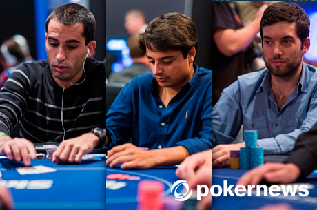 Naza, Dattani e Barbosa no Dia 2 do High Roller EPT Barcelona