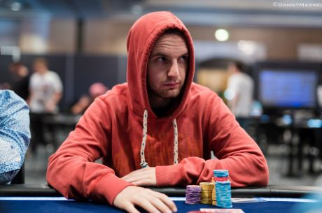 PokerStars EPT Barcelona High Roller Day 2: Aussie Millions Champ Barer Leads Final 21