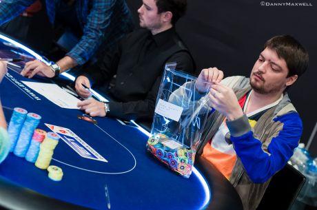 День 2 турнира хайроллеров EPT Барселона: Юрасов и...