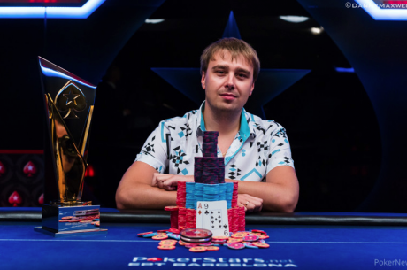 Ihar Soika Defeats Jason Mercier To Win Record-Breaking EPT Barcelona High Roller