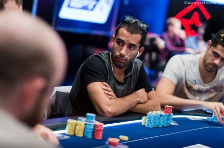 High Roller €10k: Naza 14º (€46,600);Ihar Soika Vence (€747,200)