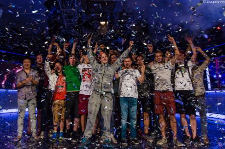 Победа и €794,058 за Андре Летау в EPT Барселона Main Event