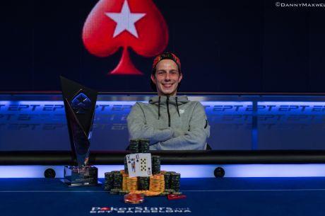 Andre Lettau triumfavo pagrindiniame EPT Barselonos turnyre