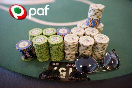 Paf & PokerNews Eesti pokkeriliiga 7.septembrist kuni 7. detsembrini