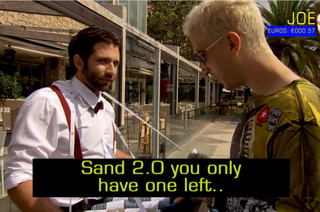 "Challenge Stapes: Bertrand ""Elky"" Grospelier Comprou Areia na Praia?!"