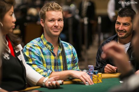 2014 WinStar River Poker Series Main Event Day 1a: Lapossie Leads; Cheong Fourth