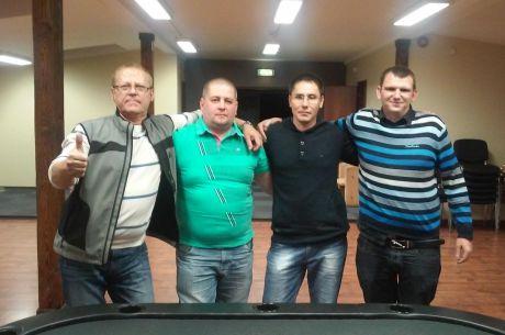 Triobet Live Rakvere lõppes vennaliku kokkuleppega