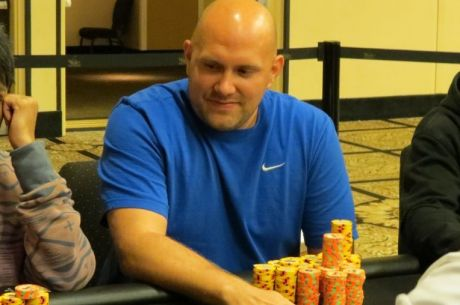 2014 WinStar River Poker Series Main Event Day 1b: Carter Edges Out Eyster for Lead