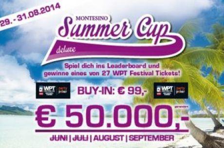 Summer Cup €50,000 GTD: Igor Panák na finálnom stole skončil šiesty