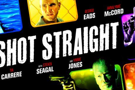 Premiéra Gutshot Straight: Nový film zo sveta pokeru so Stevenom Segalom