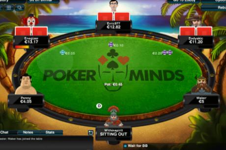 Último Dia de Freerolls Exclusivos PokerNews no PokerMinds - Aproveite!