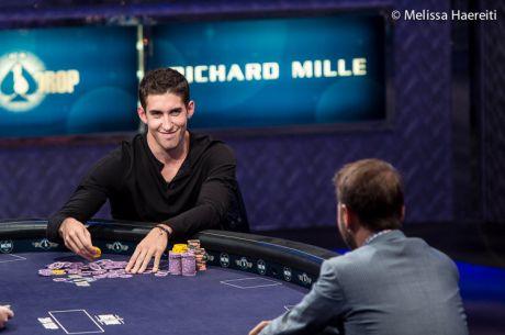 Sledujte live stream z $10 milionového Seminole Hard Rock Poker Open, Daniel Colman startuje z...
