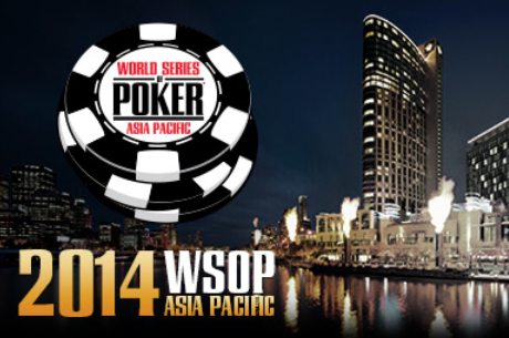 Online Registration Now Open for World Series of Poker Asia-Pacific Events