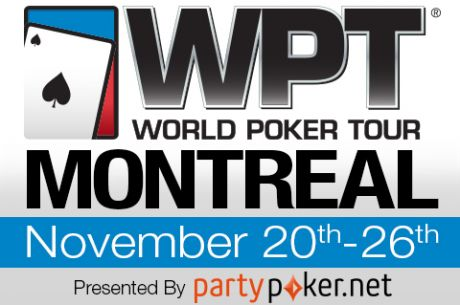 The Playground Poker Montreal Festival Wraps Up and WPT Montreal Approaches