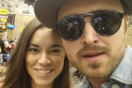 Poker mit Breaking Bad Star Aaron Paul