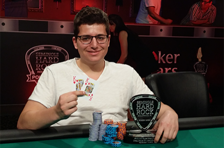 Jacob Schindler Vence SHR $100k Seminole Hard Rock Poker Open ($570,375)
