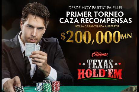 Primer Torneo Caliente Texas Hold'em 2014  (CTH)