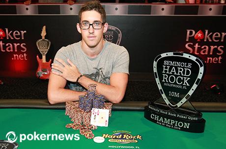 Dan Colman Vence Seminole Hard Rock Poker Open ($1,446,710)