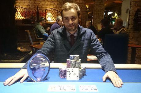 8-max turnyro finale dominavęs Martynas Apanavičius susižėrė 37,723 litus