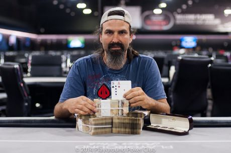 Daniel Gagnon Wins Playground Poker Montreal Festival Main Event for $190,750