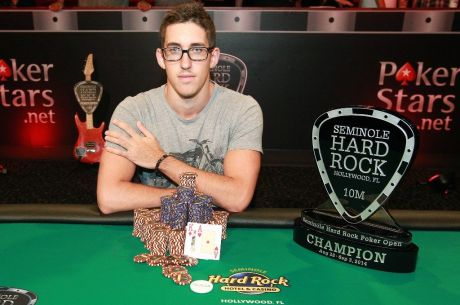 Dan Colman gana el Seminole Hard Rock Poker Open 2014, Pasa a Phil Ivey en la lista de ganancias
