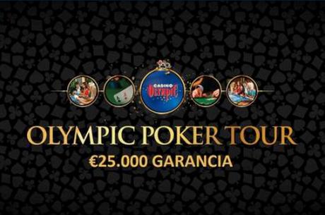 Olympic Poker Tour štartuje už 12.9. s garanciou €25.000