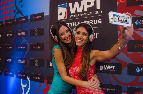 WPT Cyprus: Uvítaní v podání Royal Flush Girls, Tugba Ercan a Violet Dillion