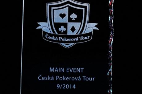 Vítězem Main Eventu zářijové České Pokerové Tour je Petr Šubík