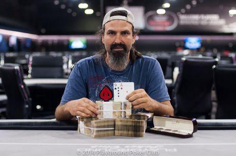 Daniel Gagnon Wins Playground Poker Club Montreal Festival
