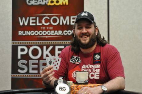 Four Players Chop 2014 RunGoodGear.com Hard Rock Tulsa Main Event; Ross Bybee Wins
